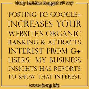 Google My Business: Insights Reports - Part 2 daily-golden-nugget-1117-17