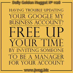 Google My Business: Managers daily-golden-nugget-1128-0