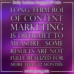 Content Marketing Costs Will Change Based On The Target Need and Who Creates It daily-golden-nugget-1181-56