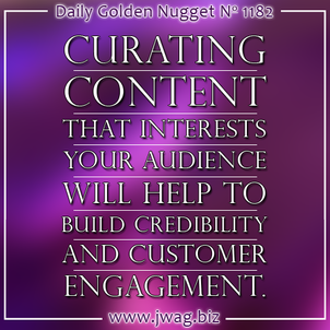 Understanding And Establishing Your Own Content Curation Channel daily-golden-nugget-1182-1