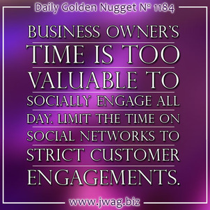 The Value of Content Creation and Content Curation, Part 2 daily-golden-nugget-1184-93