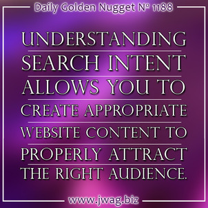 Understanding The Different Types Of Search Intent daily-golden-nugget-1188-87