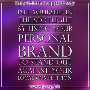 Building a Personal Brand For Business Success daily-golden-nugget-1197-3