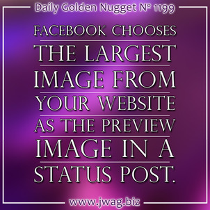 How Facebook Chooses Images From Your Website to Use as Status Update Preview Images daily-golden-nugget-1198-53