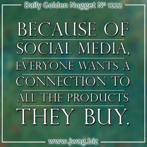 Can One Blog Be Used to Promote Two Websites? daily-golden-nugget-1222-74