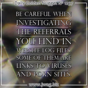 Log File Referrals and What to Watch Out For When Reading Them daily-golden-nugget-1237-47