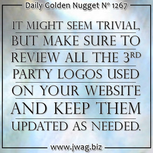 Keep The Logos On Your Website Up To Date daily-golden-nugget-1267-22