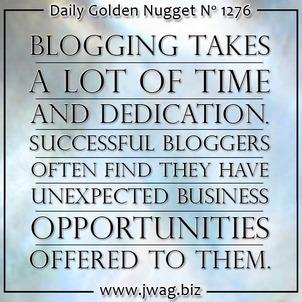 JCK Talks 2015: The Power of Blogging daily-golden-nugget-1276-4