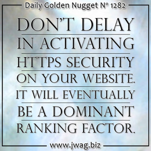 Secure Certificates and SSL: Growing Importance of HTTPS Secure Websites daily-golden-nugget-1282-17