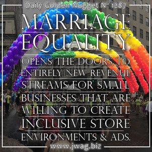 Marriage Equality: How Retail Jewelers Can Embrace It daily-golden-nugget-1287-3
