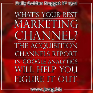 Acquisition Channels: Practical SEO Guide daily-golden-nugget-1301-82