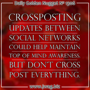 Managing Social Media: Business Strategy Made Easy daily-golden-nugget-1306-37