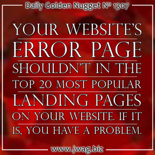 Landing Pages: Practical SEO Guide daily-golden-nugget-1307-68