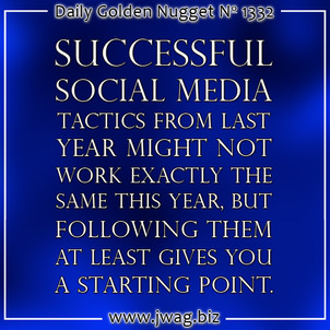 Review Your Marketing Results From Last Year Before Planning This Year daily-golden-nugget-1332-94