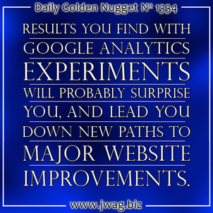 Google Website Optimizer is Now Google Experiments TBT daily-golden-nugget-1334-68