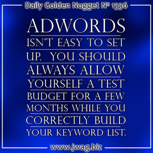 Comparing Google AdWords Keyword Targeting to Facebook Audience Targeting daily-golden-nugget-1336-28