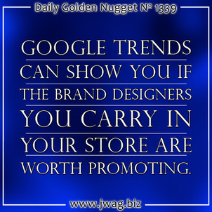 Using Google Trends To Evaluate A New Designer Line TBT daily-golden-nugget-1339-26