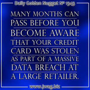 Home Depot Data Breach Much Earlier Than Expected? daily-golden-nugget-1343-26