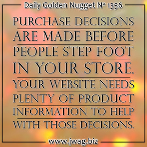Online Product Information Leads to Purchase Decisions: Holiday 2015 Run-up daily-golden-nugget-1356-6