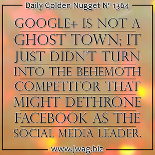 Why To Post To Google+ TBT: 2015 Holiday Run-Up daily-golden-nugget-1364-67