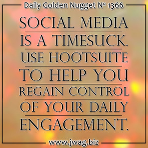 Discover Your Own Social Media Timing and Scheduling: 2015 Holiday Run-Up daily-golden-nugget-1366-51