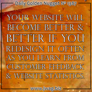 Building Your First Website; Then Growing Beyond It daily-golden-nugget-1387-39
