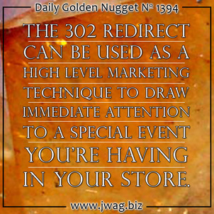 302 Redirecting Your Home Page to Landing Pages TBT daily-golden-nugget-1394-28