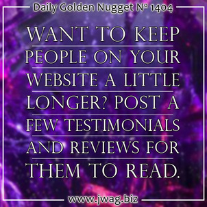 Google+ and Google Reviews Are Dead TBT daily-golden-nugget-1404-94