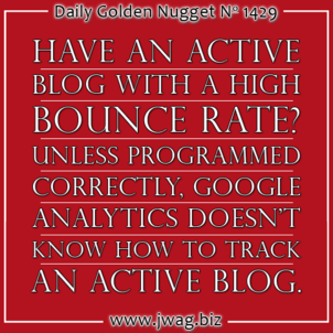 Understanding Your Bounce Rate TBT daily-golden-nugget-1429-73