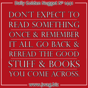 Top 10 Daily Golden Nuggets from 2015 According to Google Analytics daily-golden-nugget-1441-60