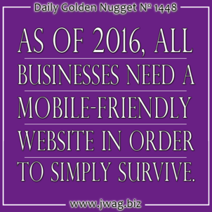 Organic Mobile Search Engine Results from December 2015 daily-golden-nugget-1448-57