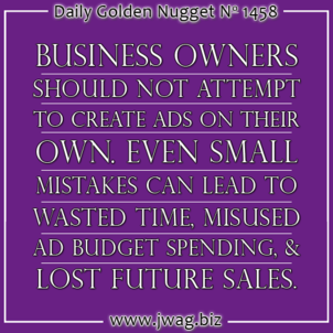 Business Startup: Entrepreneurs Should Hire Marketing Professionals daily-golden-nugget-1458-18