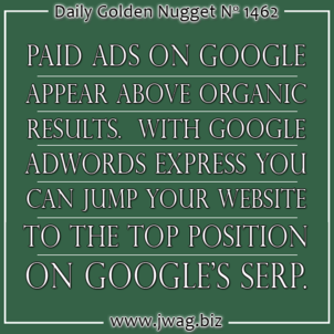 New Google SERP Format Does Not Show AdWords On Right Side Of Desktop Results daily-golden-nugget-1462-94