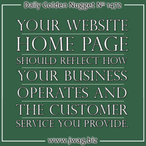 5 Ways to Improve Your Website Homepage daily-golden-nugget-1472-68