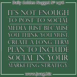 Social Media is The Glue Holding The Customer Life Cycle Together daily-golden-nugget-1476-81