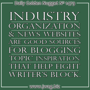 Tapping the JA Website for Jewelry Related Blogging Topics TBT daily-golden-nugget-1479-87