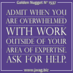 Why Do So Many Bite Off More Than They Can Chew? daily-golden-nugget-1537-14