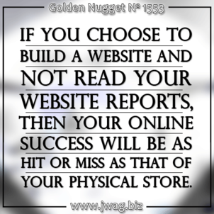 Make Smarter Decisions Based On Your Website Reports daily-golden-nugget-1553-21