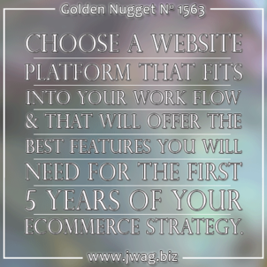 Website Platform Comparisons: What small businesses should be looking out for. daily-golden-nugget-1563-77