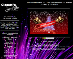 Ciccottis Jewel Case Website Review