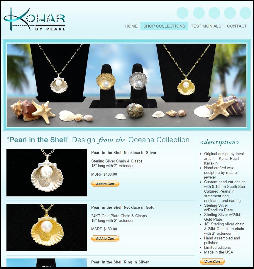 Jewelry website reviews in malibu california 1145 kohar by pearl catalog