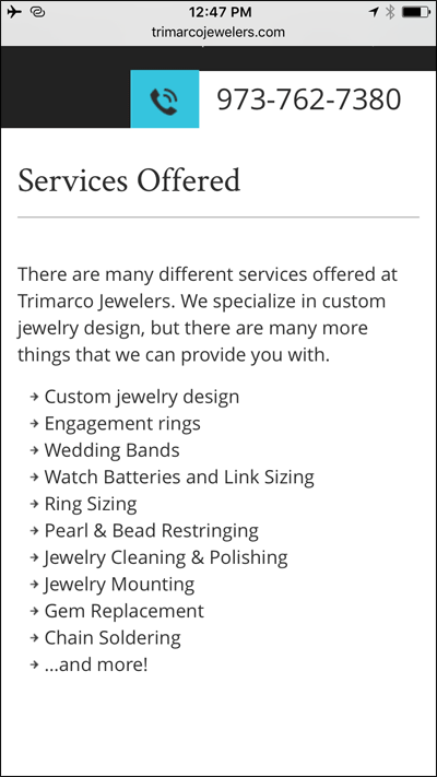Trimarco Jewelers FridayFlopFix Website Review 1502-services-page-85